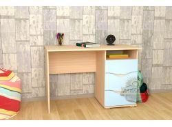 Письменный стол Мебелеф – 15 белый