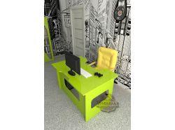 Стол для геймера Мебелеф – 2