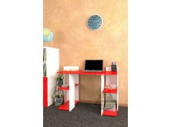 Cтол для ноутбука Мебелеф 2 красный