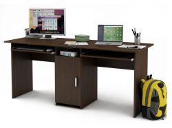 Письменный стол Лайт-10К венге