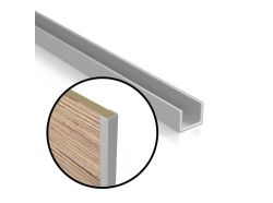Торцевая планка для стеновой панели