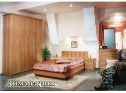 Спальня Димметрия