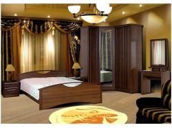 Спальня Юнона 3 МДФ