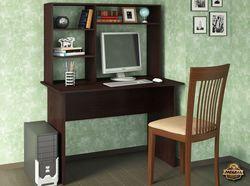 Стол компьютерный Милан-5 с надстройкой