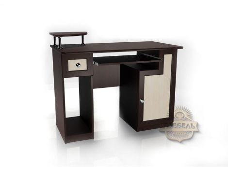 Стол для компьютера Мебелайн – 1