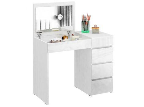 Туалетный столик Триверо-1 Глянец