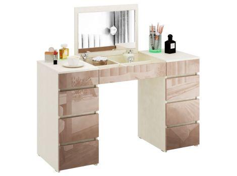 Туалетный столик Триверо-2 Глянец