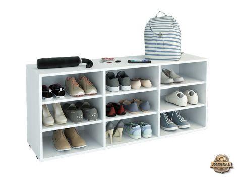 Полка для обуви Лана-3