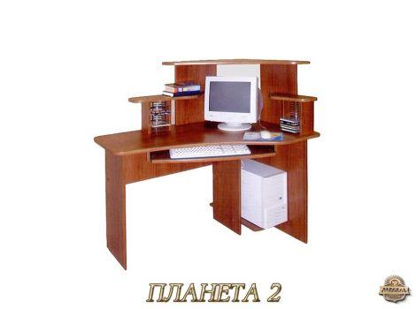 Компьютерный стол Планета 2