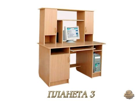 Компьютерный стол Планета 3