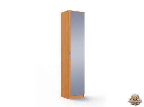 Шкаф однодверный с зеркалом Ольга