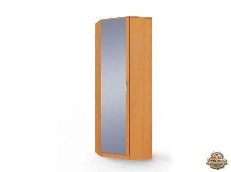 Шкаф угловой с зеркалом Ольга