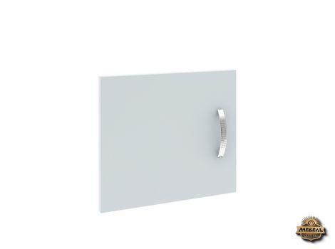 Дверка для стеллажа Либерти белая