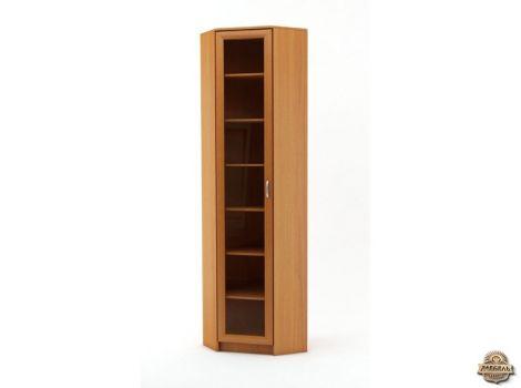 Книжный шкаф угловой Верона-1 высота-2400