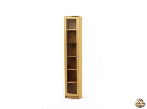 Книжный шкаф 400 Верона-1 высота-2200