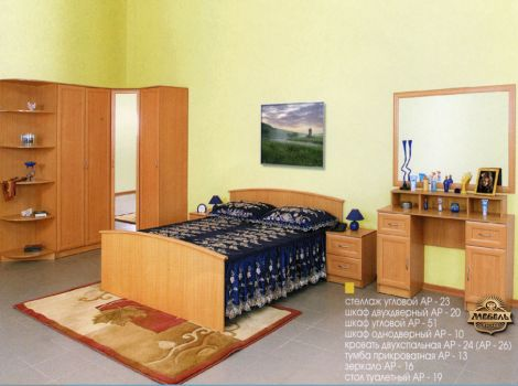 Спальня Арина 10
