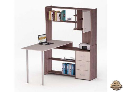 Угловой компьютерный стол Рональд-23