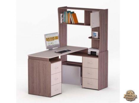 Угловой компьютерный стол Рональд-24
