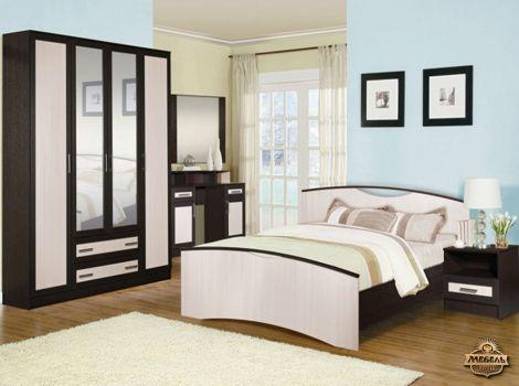 Спальня Милена 6