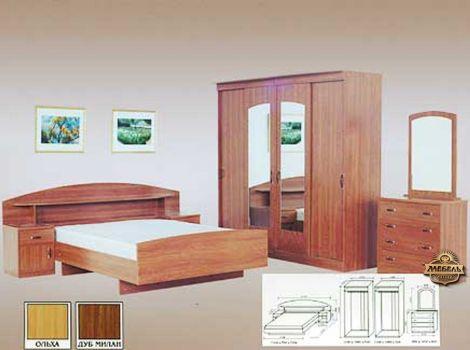 Спальня Соня Люкс 2