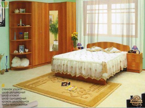 Спальня Светлана 12