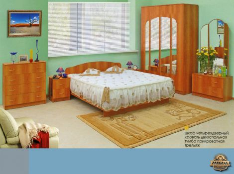 Спальня Светлана 15