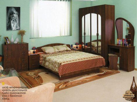 Спальня Светлана 16