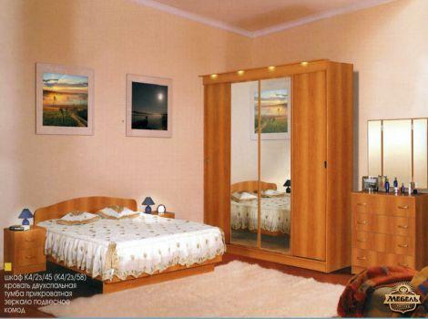 Спальня Светлана 17