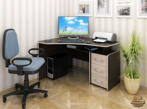 Угловой стол Триан-5