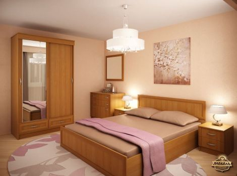 Спальня Валерия 7