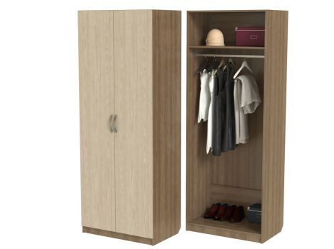 Шкаф платяной ШО-800.1