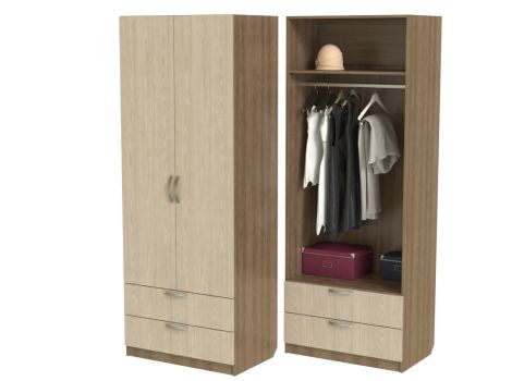 Шкаф с ящиками ШО-800.4