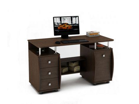 Компьютерный стол Карбон-3