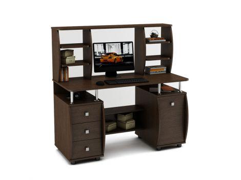 Компьютерный стол Карбон-7